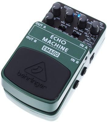 Echo Machine EM600 Pedal