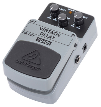 Vintage Delay VD400 Pedal