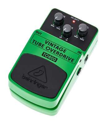 Vintage Tube Overdrive TO800