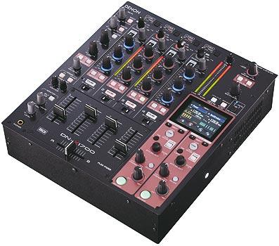 DN-X1700 Digital DJ Mixer