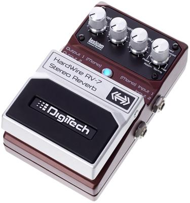 Hardwire (Digitech) RV-7 Reverb Pedal