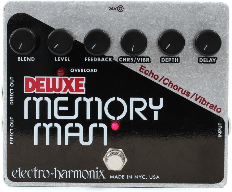Deluxe Memory Man Delay Pedal