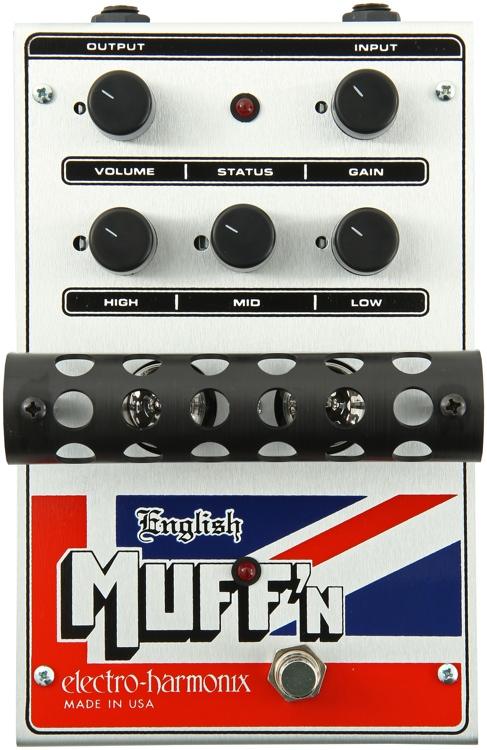 English Muff'n Tube Distortion Pedal