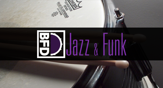 BFD Jazz & Funk