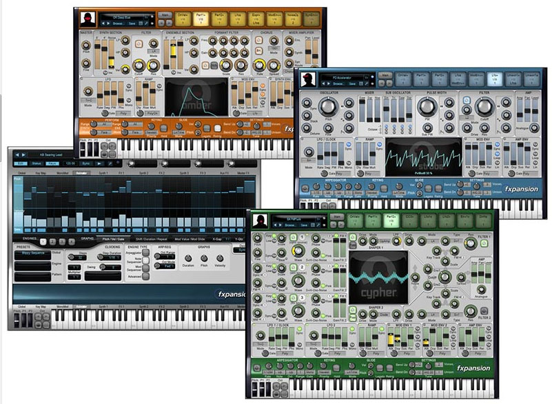 DCAM: Synth Squad