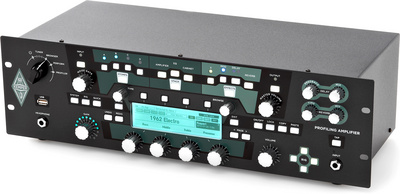 Profiling Amplifier Rack