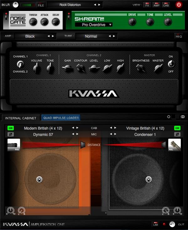 Kuassa Amplifikation One