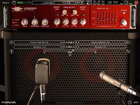 Cerberus Bass Amplifikation
