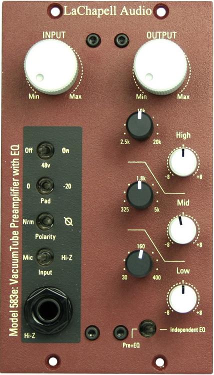 Model 583e