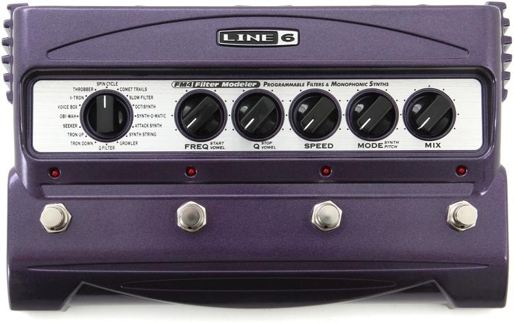 FM4 Filter Modeler