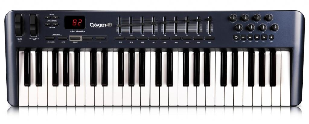 M AUDIO Oxygen 49