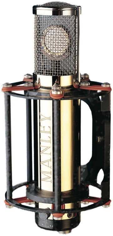 Gold Reference Multi-Pattern Microphone