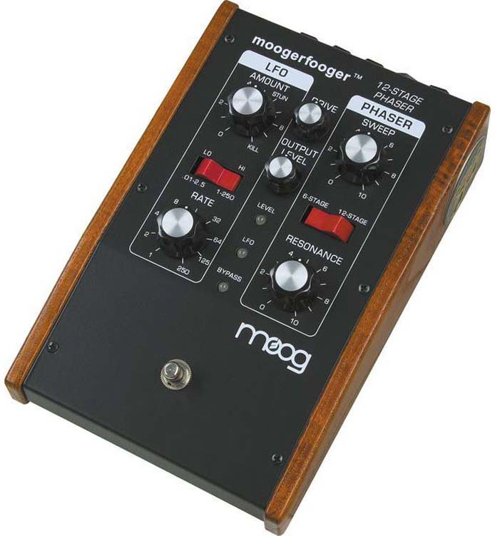 Moogerfooger MF-103 12-Stage Phaser