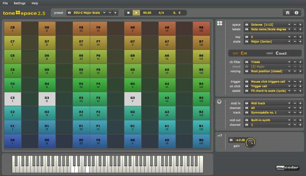 Looking For A Chord Progression Generator Vst That Does These Things