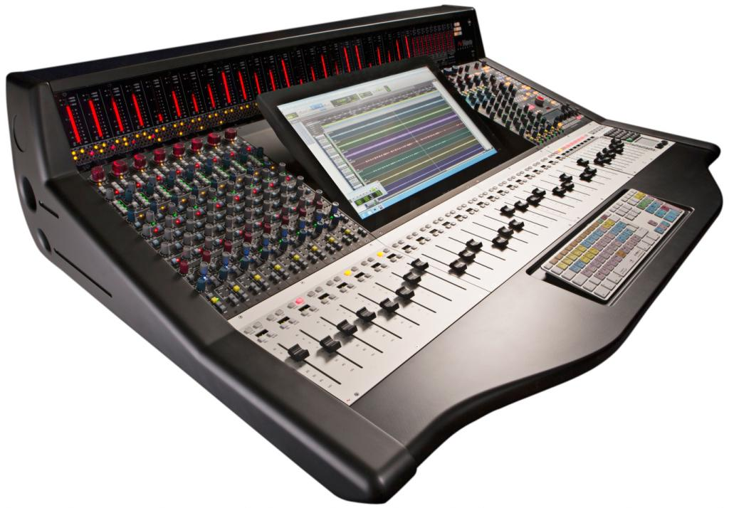 Genesys Black Recording Console - 8 Channel