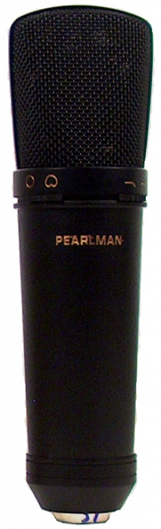 Pearlman Microphones TM 2