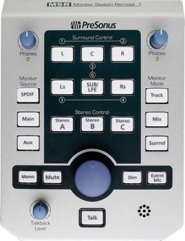 PreSonus MSR Monitor Station Remote