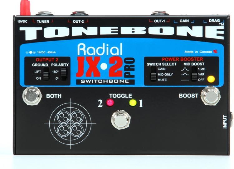 JX-2 Switchbone