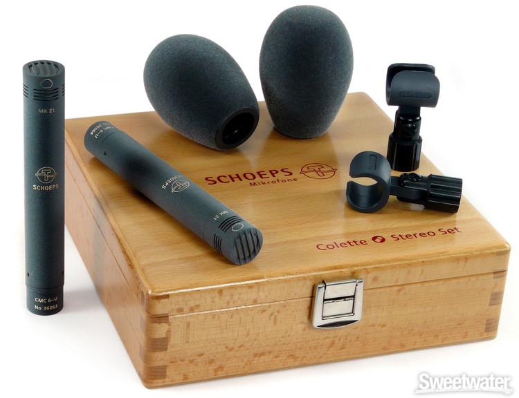 CMC 6 MK 2 Stereo Set