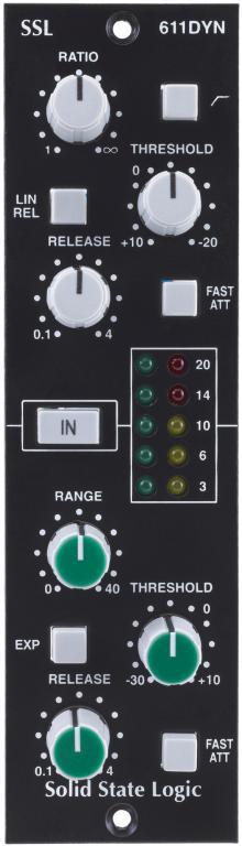 611DYN E-Series Dynamics Module