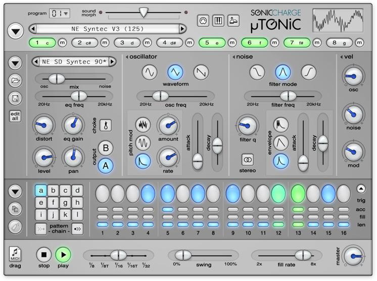 MicroTonic