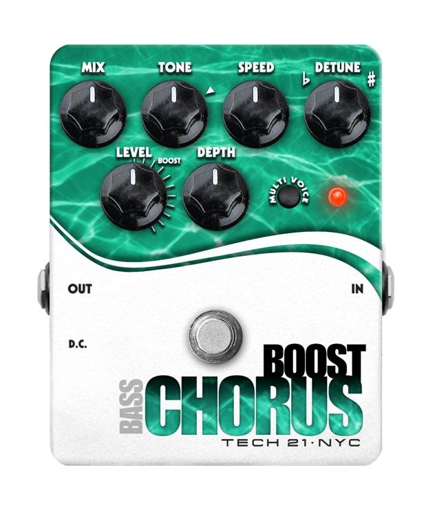 Bass Boost Chorus