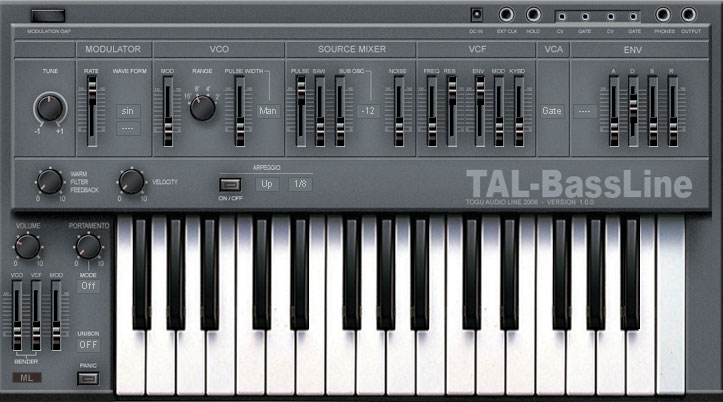 new TAL Sampler (Emulator-II, AM6070, Sample-Hold DAC 'emulation