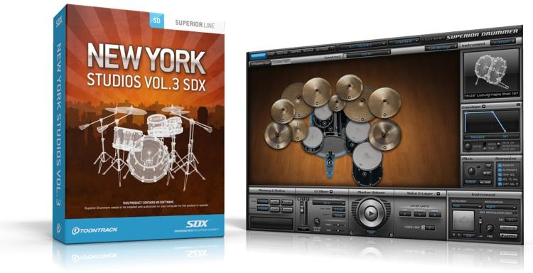 New York Studios Vol. 3 SDX