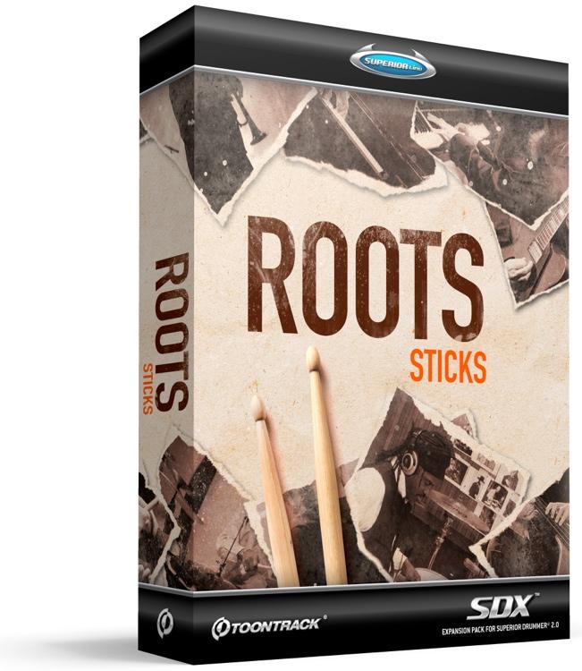 Roots Sticks - SDX