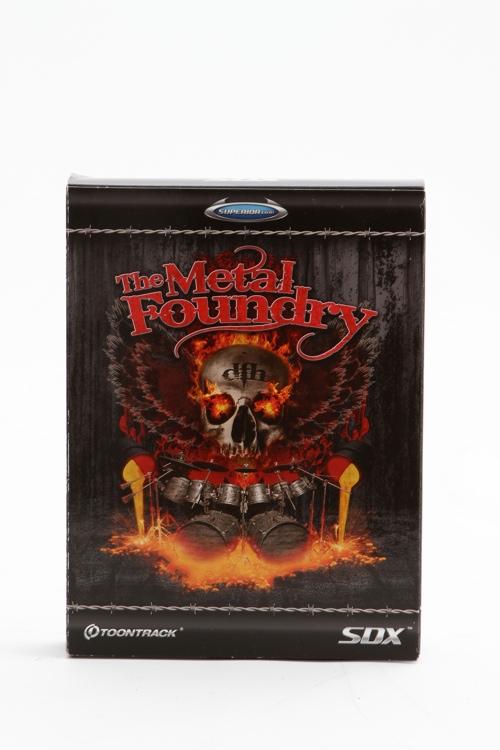 Toontrack The Metal Foundry SDX