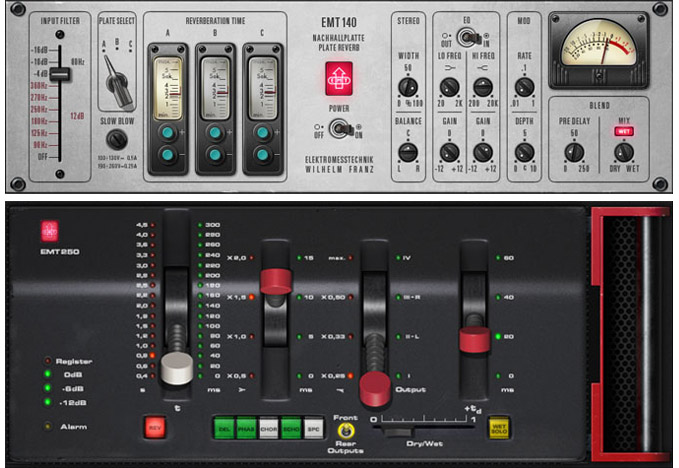 EMT Classic Reverb Plug-Ins Bundle