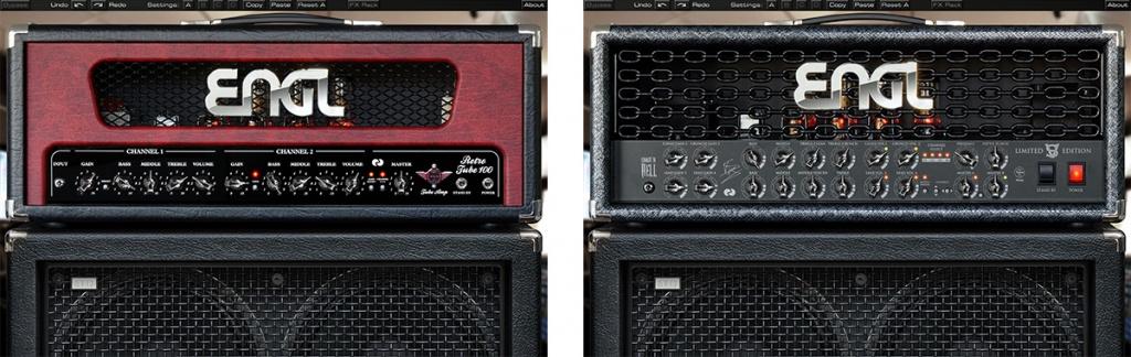 Engl Amplifier Bundle