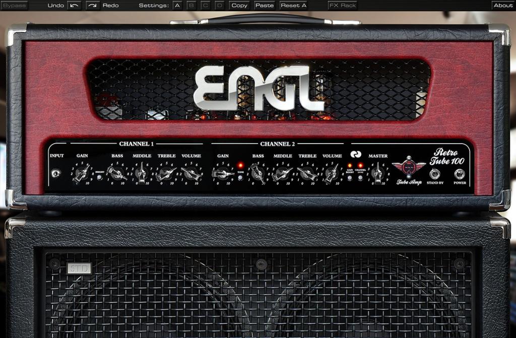 ENGL E765 Retro Tube Plug-In