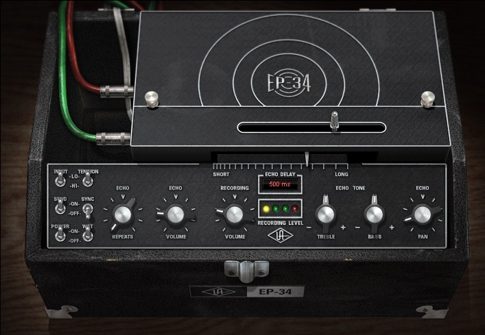 UAD EP-34 Tape Echo