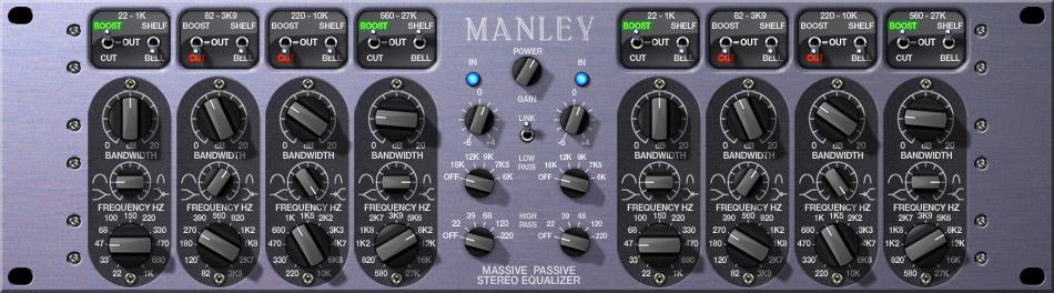 UAD Manley® Massive Passive
