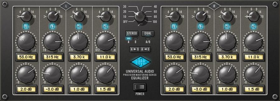 Precision EQ Plug-In