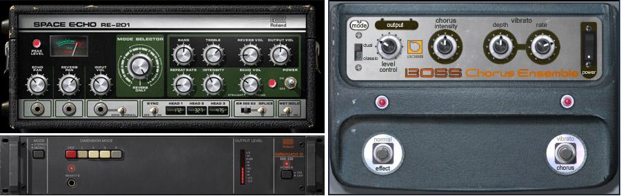 Roland Classic FX Plug-In Bundle