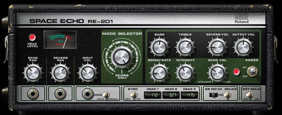 Universal Audio Roland RE-201 Space Echo