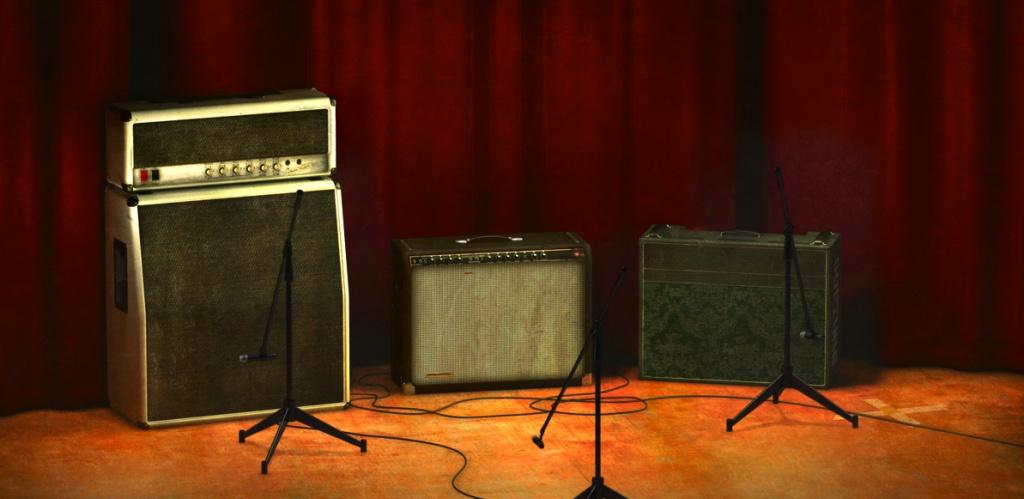 Softube Vintage Amp Room Plug-in