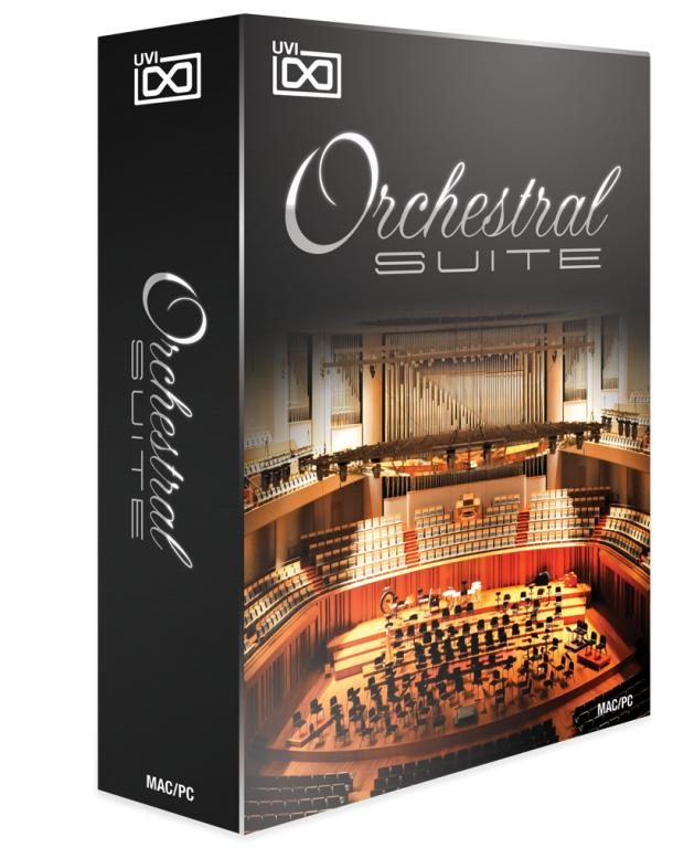 UVI Sounds & Software Orchestral Suite