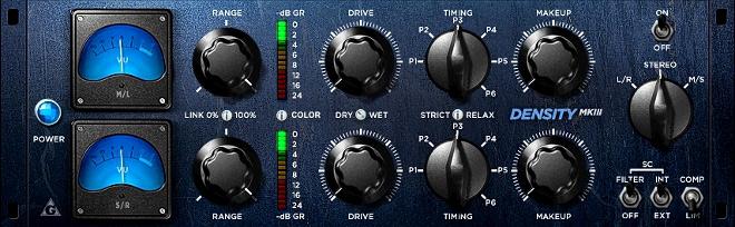 Variety of Sound - Density