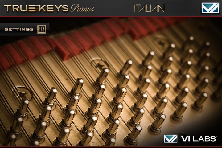 True Keys: Italian