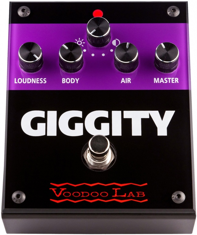 Giggity Pedal