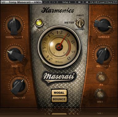 Maserati HMX Harmonics Generator