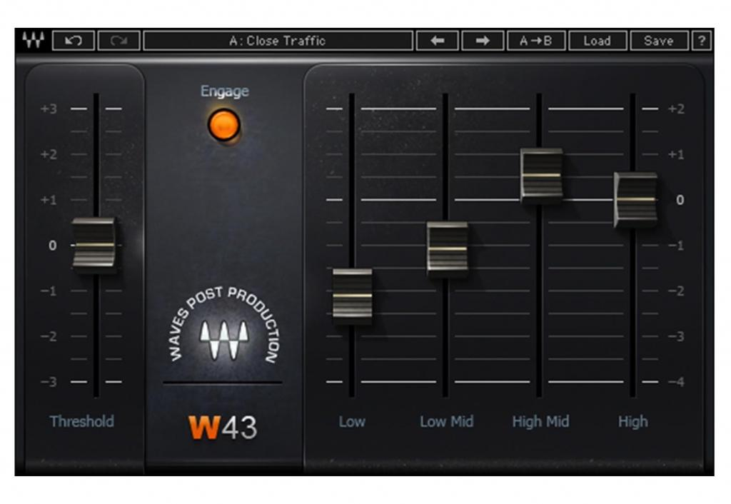 W43 Noise Reduction