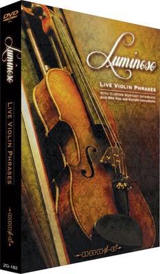 Luminoso Live Violin Phrases