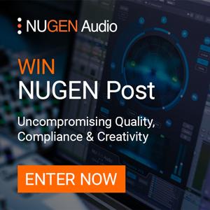 Win a NUGEN Audio NUGEN Post bundle