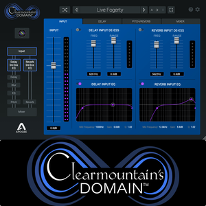 Win Apogee's Clearmountain's Domain plugin with Gearslutz.com